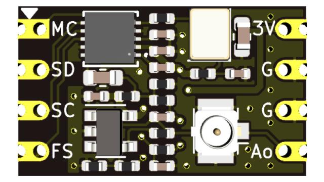 通过SPI 3线控制的0-3MHZ DDS信号发生器�?�