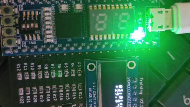 FPGA小脚丫寒假一起练