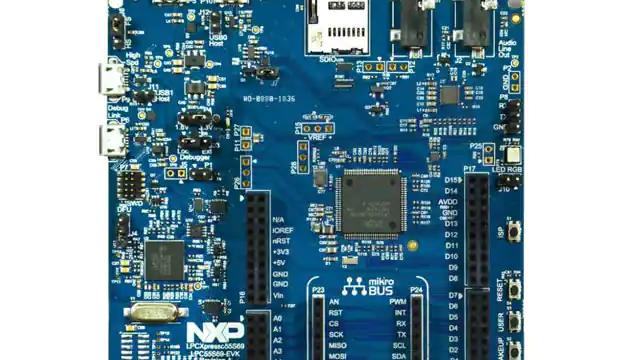 Funpack第11期用LPC55S69玩MicroPython