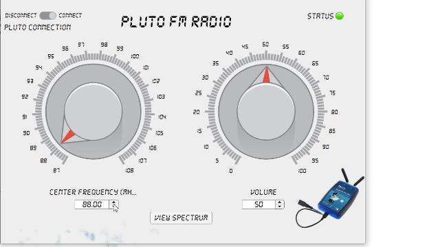 Funpack第五期-用Simulink+Matlab App Designer制作Pluto FM收音机