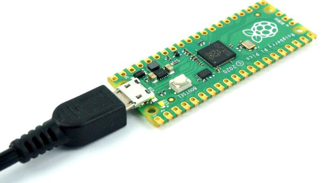 树莓派PICO - 支持MicroPython的双核嵌入式系统�?�