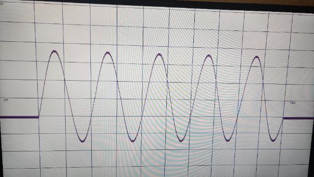 基于altera cyclone IV E系列EP4CE10F17C8实现的示波器和DDS和简易频率计