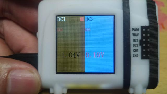 暑假一起练——基于STM32F072的多功能掌中仪器制作的双通道可调电源