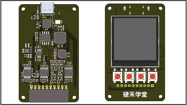 开源的双通道50Msps/10MHz带宽示波器