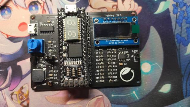 2021暑假一起练—基于小脚丫FPGA平台用PWM制作了一个音乐播放器