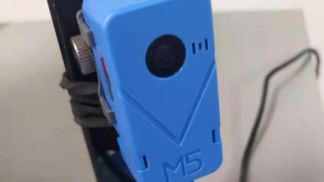 M5Stack UnitV2 - 使用AI摄像头 (SSD202D)检查你是否戴口罩